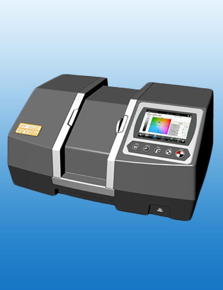 分光色彩・濁度同時測定器TZ 7700画像