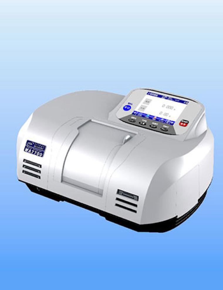 濁度計・色度計WA 7700画像