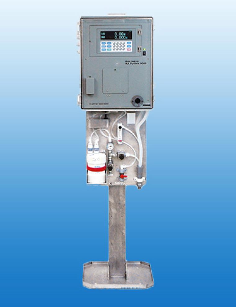 濁度・色度監視モニタ  WA System 6000WA System 6000画像